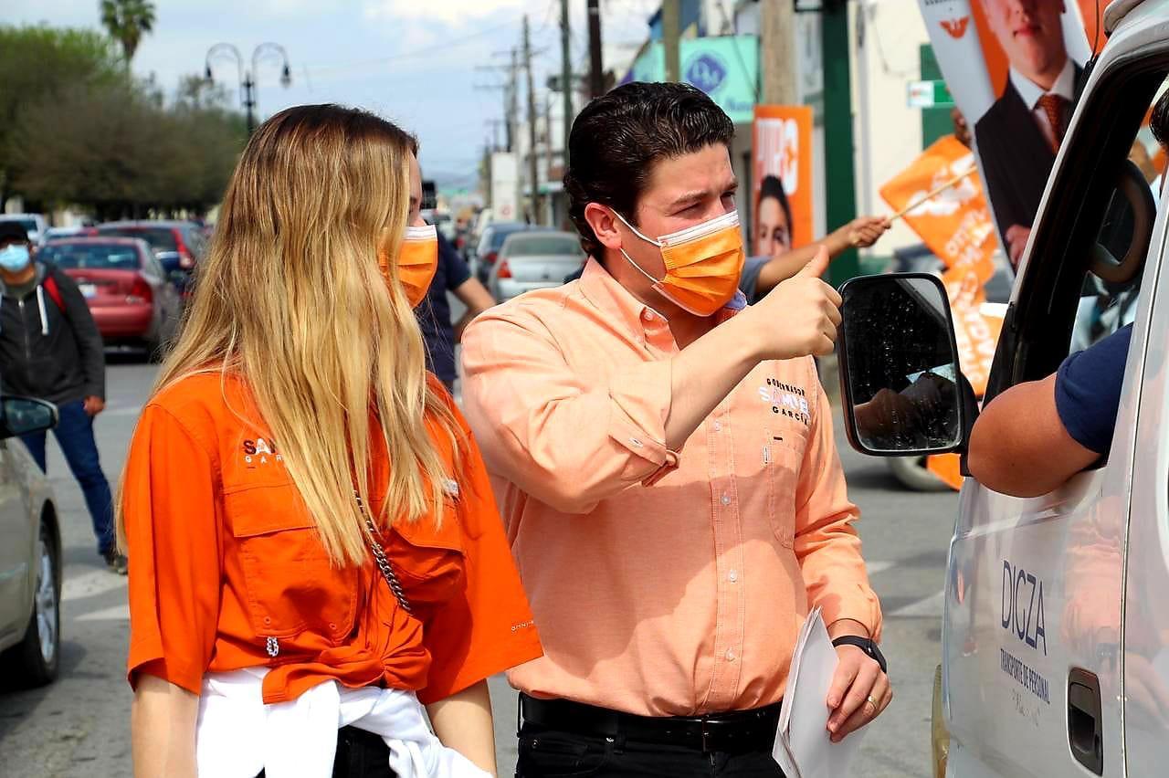 Samuel dará prioridad a Carretera Interserrana como gobernador
