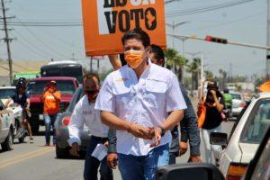 Seguimos recorriendo las calles de NL Samuel García