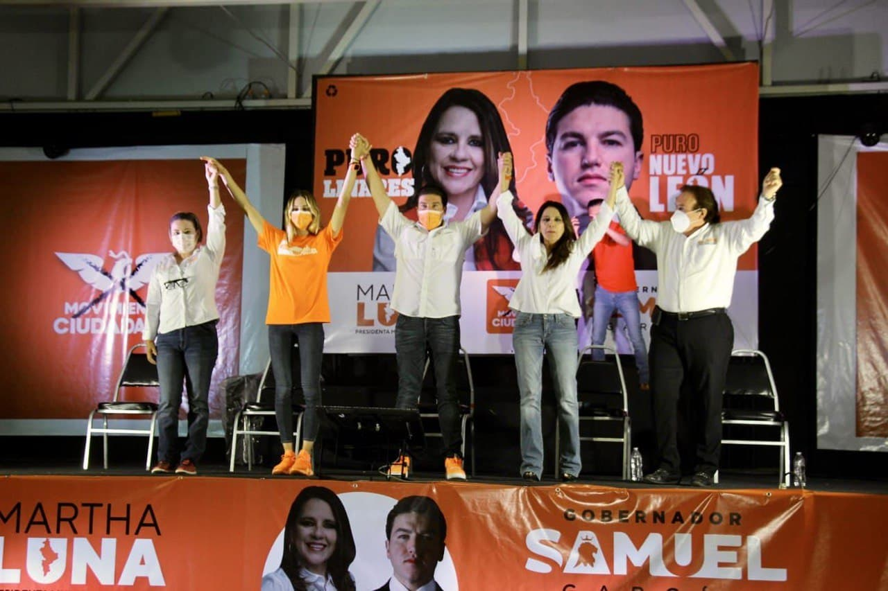 Promete Samuel un Gobierno cercano a zona citrícola