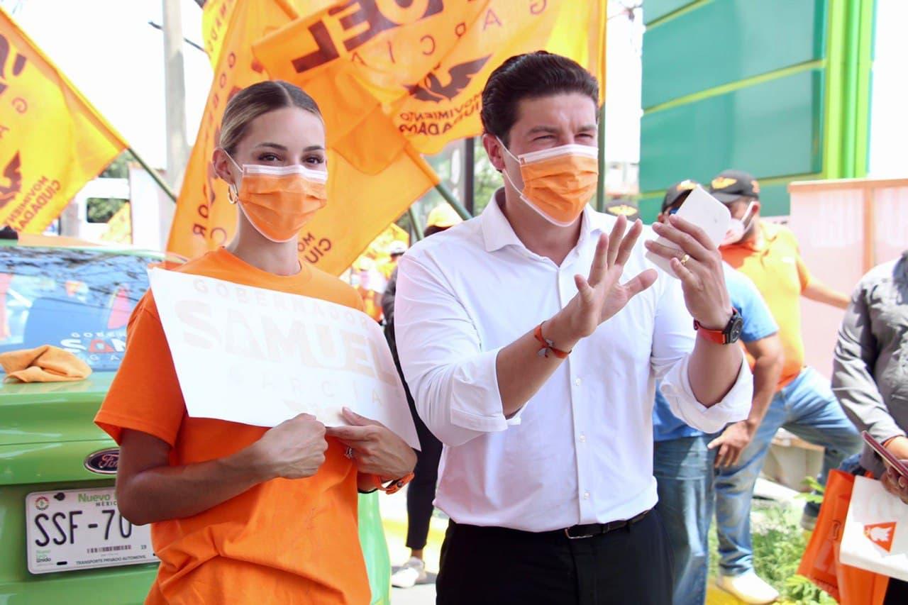No podrá el PRIAN con Movimiento Ciudadano: Samuel