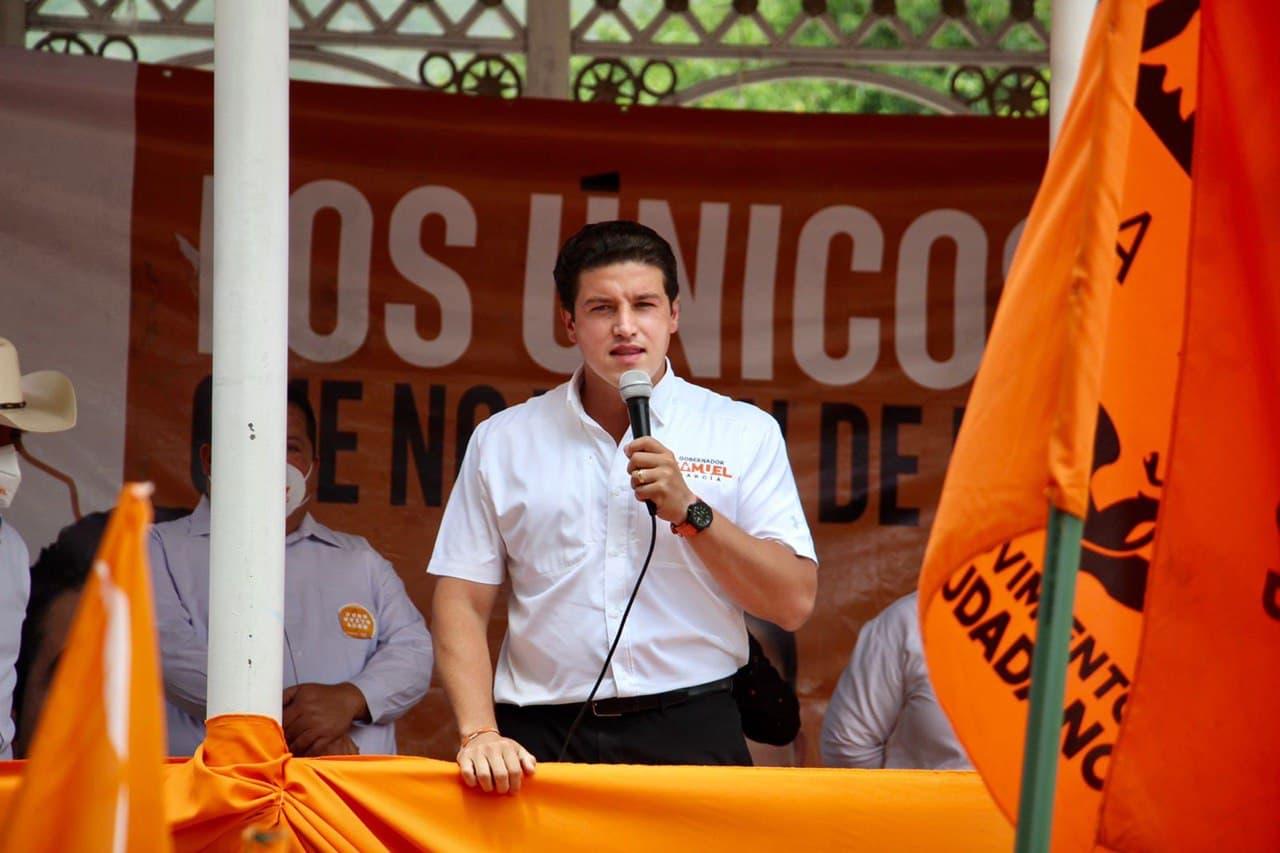 Samuel agradece apoyo en campaña; hará frente al Gobierno tirano y centralista
